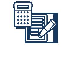 記帳代行や給与計算のみの対応も可能